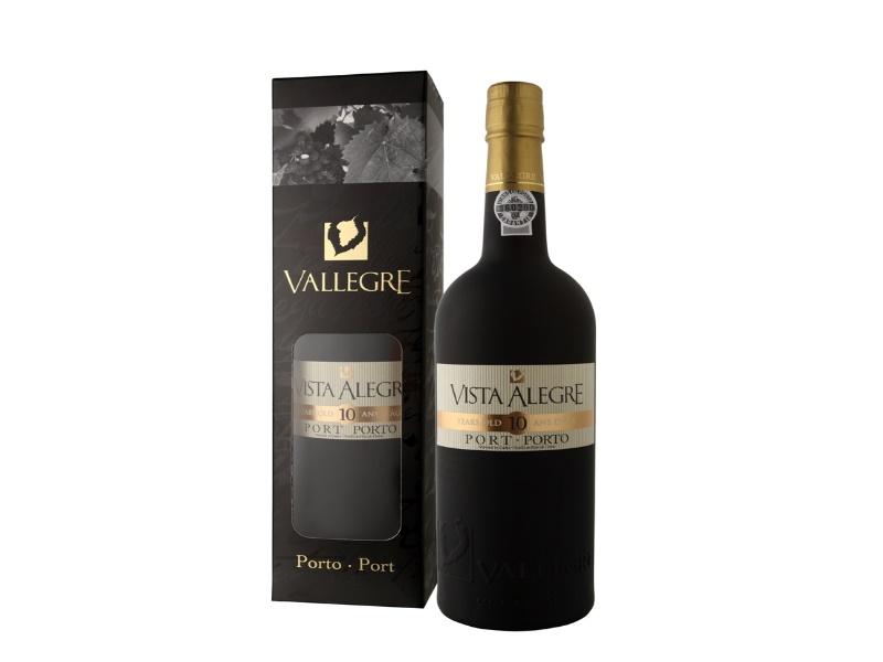 Portské víno 10 let
