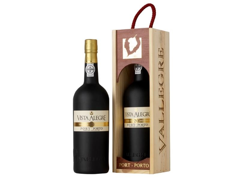 Portské víno 20 let