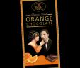 Čokoláda Heidel hořká s pomerančem