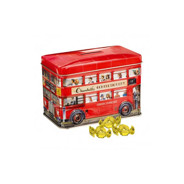 Mléčné karamely Autobus