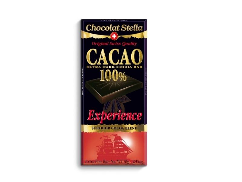 100% čokoláda