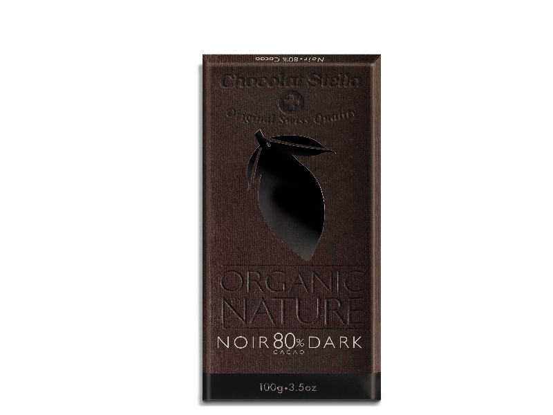 Čokoláda 80% BIO