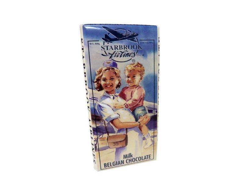 Velká mléčná čokoláda Starbrook
