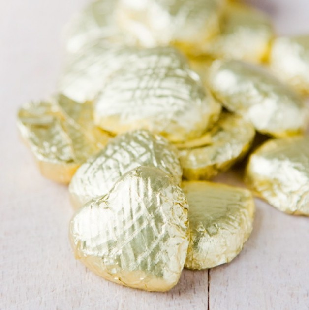 Srdíčka zlatá