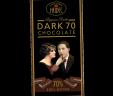 Čokoláda Heidel hořká