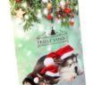 Mléčná čokoláda vánoční
